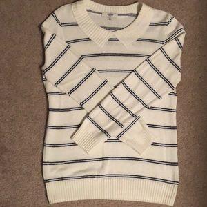 Madewell Peter Pan Collar Sweater